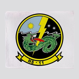 HS-11 Throw Blanket