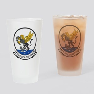 HS-9 Sea Griffins Drinking Glass