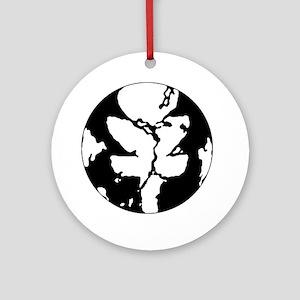Black/White Discgaea Ornament (Round)