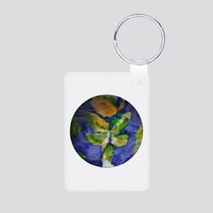 Color Discgaea Aluminum Photo Keychain