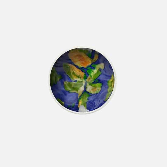 Color Discgaea Mini Button