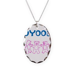 OYOOS Kids Bear design Necklace