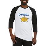 OYOOS Stars design Baseball Jersey