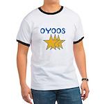 OYOOS Stars design Ringer T