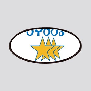 OYOOS Stars design Patches
