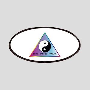 Peace, Balance, Namaste Patches