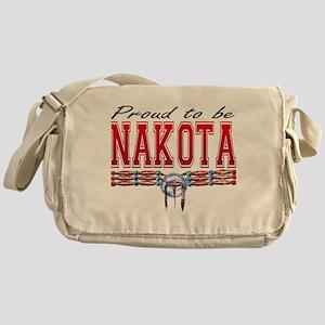 Proud to be Nakota Messenger Bag