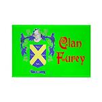 Clan Furey Rectangle Magnet (10 pack)