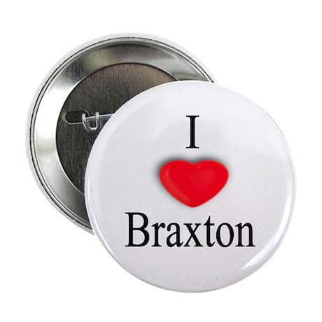 """Braxton 2.25"""" Button (100 pack)"""
