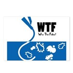 WTF - Why The Foley 01 Postcards (Package of 8)