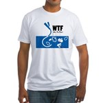 WTF - Why The Foley 01 Fitted T-Shirt
