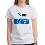 WTF - Why The Foley 01 Women's T-Shirt