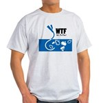 WTF - Why The Foley 01 Light T-Shirt