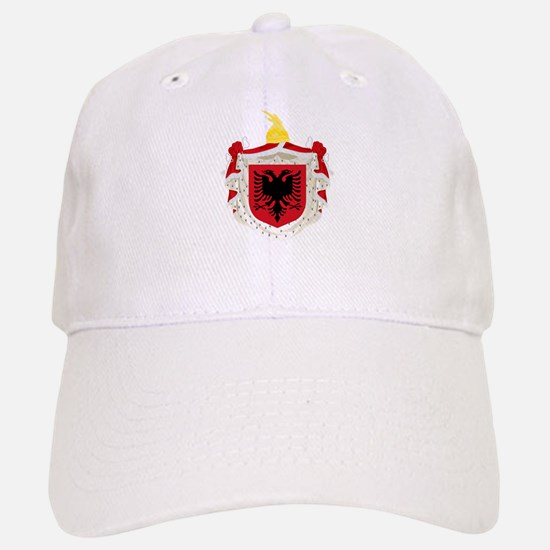 Albanian Kingdom Coat of Arms Baseball Baseball Cap