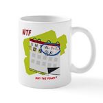 WTF - Why The Foley 02 Mug