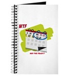 WTF - Why The Foley 02 Journal