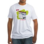 WTF - Why The Foley 02 Fitted T-Shirt