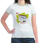 WTF - Why The Foley 02 Jr. Ringer T-Shirt