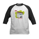 WTF - Why The Foley 02 Kids Baseball Jersey