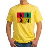 WTF - Why The Foley 04 Yellow T-Shirt