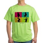 WTF - Why The Foley 04 Green T-Shirt