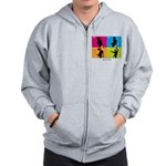 WTF - Why The Foley 04 Zip Hoodie