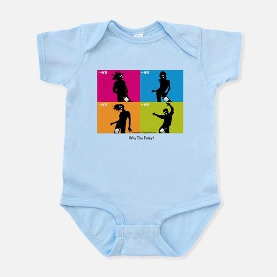WTF - Why The Foley 04 Infant Bodysuit