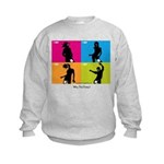 WTF - Why The Foley 04 Kids Sweatshirt