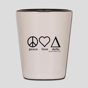 Mugs, Glasses and Bottles Shot Glass
