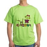 Back 2 School Green T-Shirt