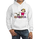 Back-to-School Hooded Sweatshirt