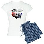 21st Century America Women's Light Pajamas