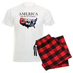 21st Century America Men's Light Pajamas