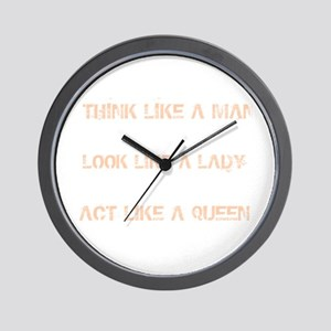 Bondfiles Inc Brand Wall Clock