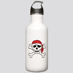 Funny Pirate Stainless Water Bottle 1.0L