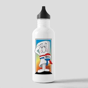 SchoolHouse Rocks Bill 2 Stainless Water Bottle 1.