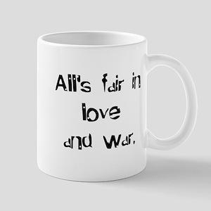 love and war Mug