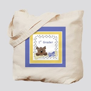First Grade Tote Bag