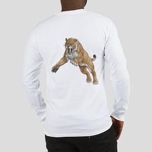 Smilodon Den Long Sleeve T-Shirt