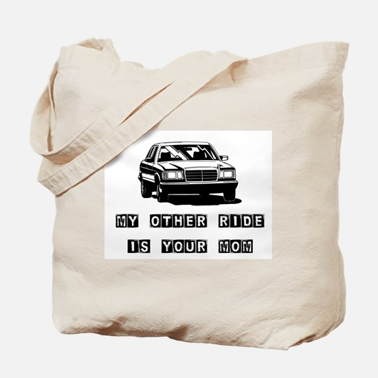 My other car is a broom Tote Bag