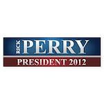 Rick Perry 2012 Sticker (Bumper 50 pk)