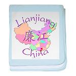 Lianjiang China baby blanket
