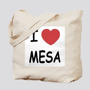 I heart mesa Tote Bag