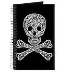 Celtic Skull and Crossbones Journal