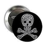 Celtic Skull and Crossbones 2.25