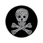 Celtic Skull and Crossbones 3.5