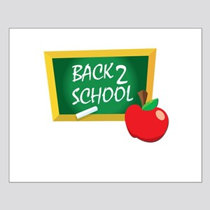 Back to School Small Poster