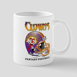 Fantasy Football - Clowns Mug