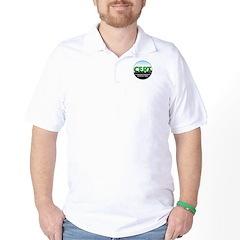 CERT Golf Shirt with round Logo