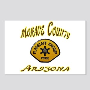 Flagstaff Sheriff Posse Postcards (Package of 8)
